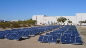US Navy invests in world's largest solar farm