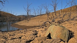 Climate change is worsening California drought - study