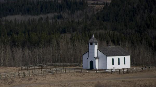McDougall Memorial United Church, Alberta (Flickr/Gord McKenna)
