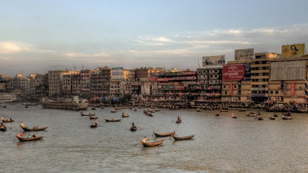 Climate change to wipe 2% off Bangladesh GDP by 2050