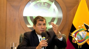Ecuador reheats oil export tax in climate pitch