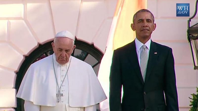 Screenshot (credit: White House)
