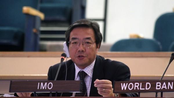 Koji Sekimizu, secretary general of the International Maritime Organization (Pic: IISD)
