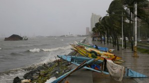 Small islands urge progress in Bonn, cite Philippines Typhoon Koppu