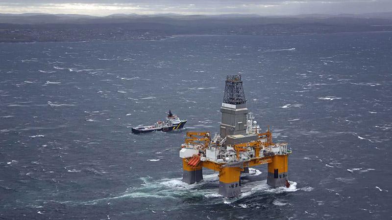 (Pic: Deepsea Aberdeen semi-submersible rig)