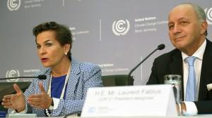 UN: Paris climate plans slow emissions growth to 2030