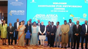 India PM proposes solar power alliance with Africa
