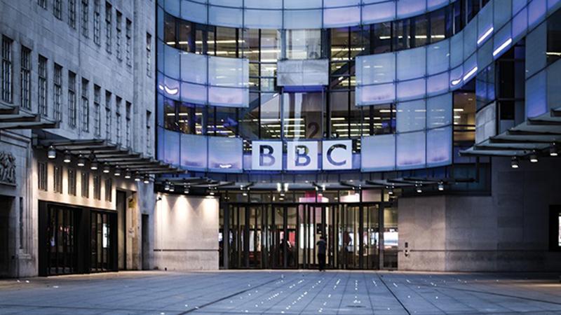 BBC Broadcasting House in London (Flickr/ Alexander Svensson)