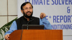 Prakash Javadekar: rich countries are on a climate vacation