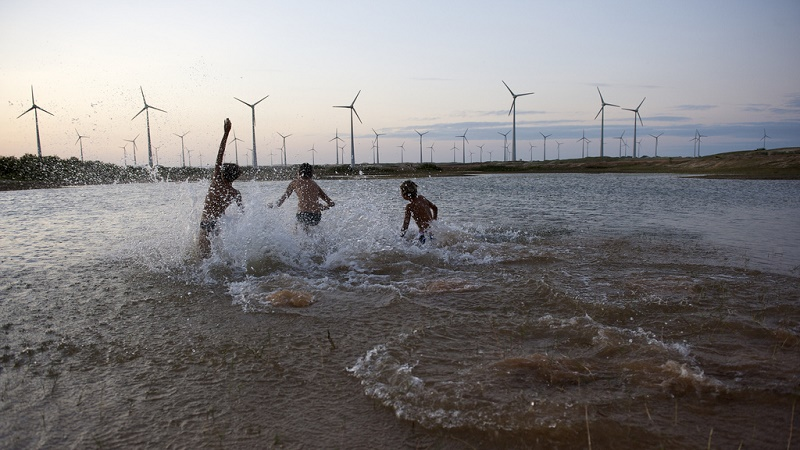 A windfarm in Brazil (Flickr/The Danish Wind Industry Association)