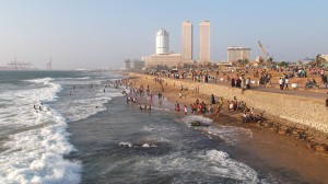 Sri Lanka makes compensation plea in UN climate pledge