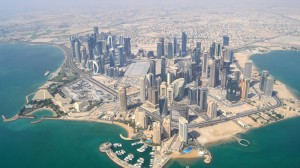 Super-rich Qatar delivers target-free UN climate pledge