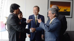 Bloc party: Here are the buddies of UN climate talks