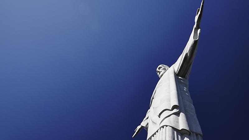 Christ the Redeemer, Rio de Janeiro (credit: Pixabay)