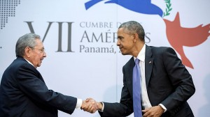 Cuba slams US trade embargo in UN climate pledge