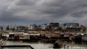 Bangladesh capital faces future influx of climate refugees