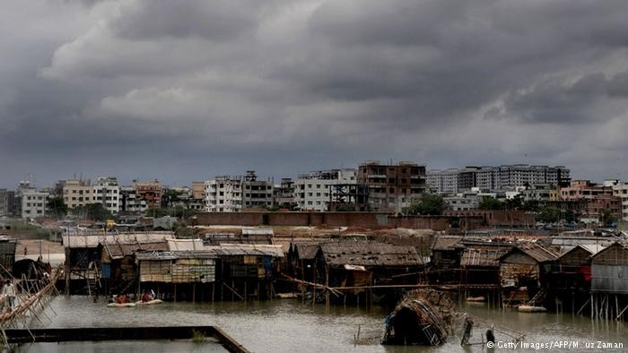 - 3: Millions live in slums without water, sanitation, gas or electricity