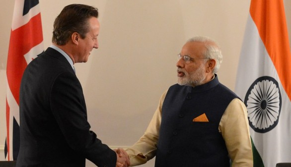 Modi, Cameron to discuss climate change during UK visit