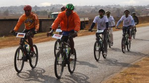No backpedalling on UN deal, say Africa's endurance cyclists