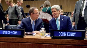 John Kerry: India poses 'challenge' at UN climate talks