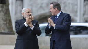 UK, India agree £3.2bn low carbon deal ahead of Paris climate talks