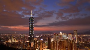 Taiwan aims to lead mainland China with climate plan