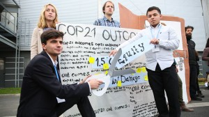 Pretty green: The youth clamouring for a climate deal