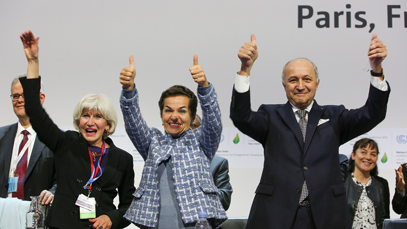 After Paris, will countries submit new climate plans?