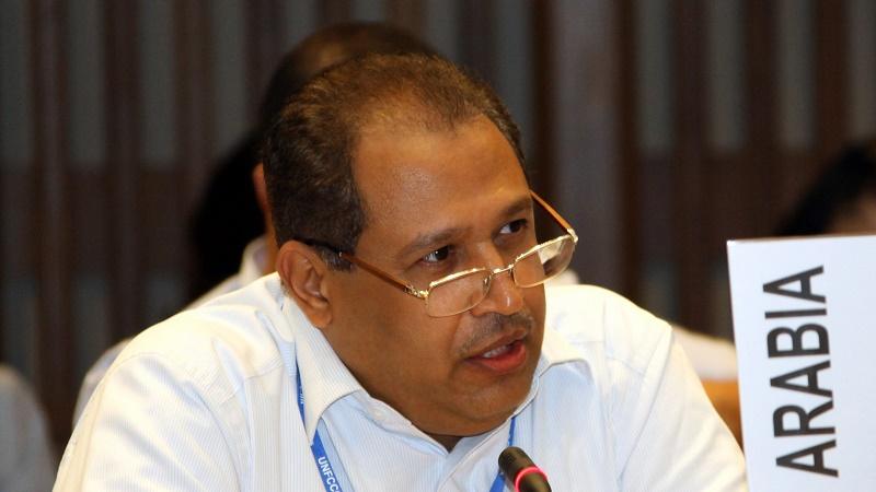 Khalid Abuleif, Saudi Arabia's chief negotiator (Photo by IISD/ENB)