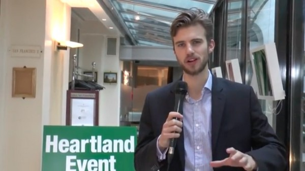 Meet the climate sceptics: Heartland punks COP21 in Paris