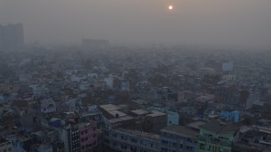 India can accept 1.5C warming limit - if rich nations make the carbon cuts