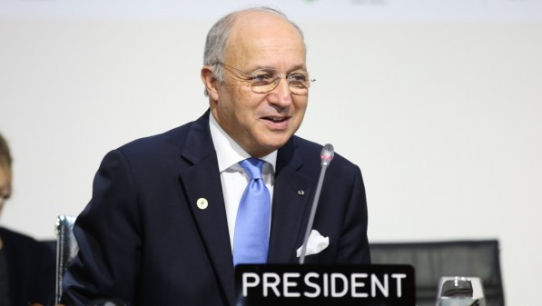 Laurent Fabius: From Greenpeace shame to climate champion