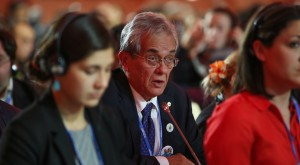Tony de Brum: The emerging climate champion at COP21