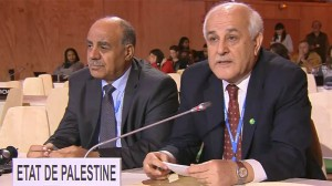 Palestine toasts full membership of UN climate body