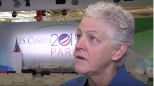 Gina McCarthy: US climate plan will stand test of time
