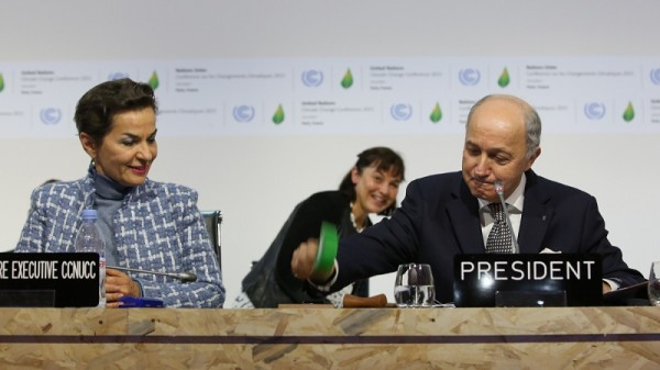 Laurent Fabius: Climate finance, transparency rules priorities for 2016
