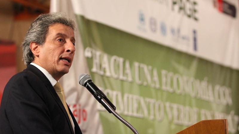 Manuel Pulgar-Vidal, environment minister, hosted last year's COP in Lima (Flickr/MINAMPERÚ)