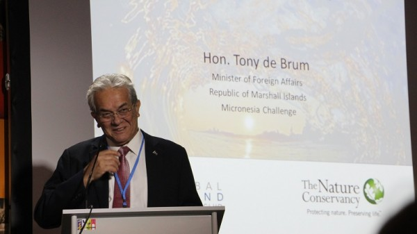 Marshall Islands minister Tony de Brum loses election