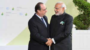 India, France switch on global solar alliance