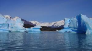 Giant icebergs fertilise the ocean, sucking carbon – study