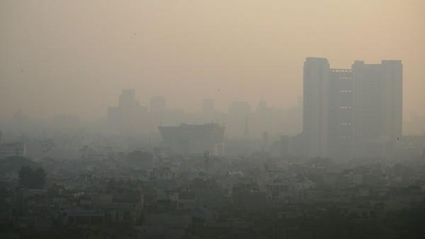 No legal action taken against Delhi's polluters since 2014