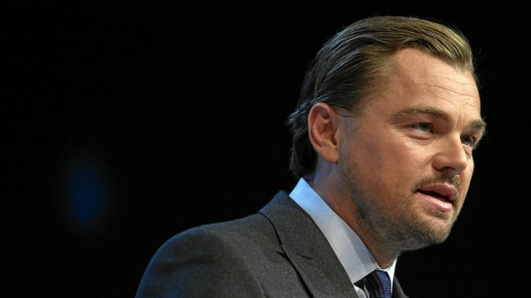 DiCaprio warns of 'climate threat' in Oscars speech
