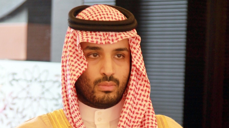 Mohammed Bin Salman is deputy crown prince of Saudi Arabia (Wikimedia Commons/Mazen AlDarrab)