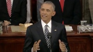 Barack Obama: Climate sceptics are a 'pretty lonely' bunch