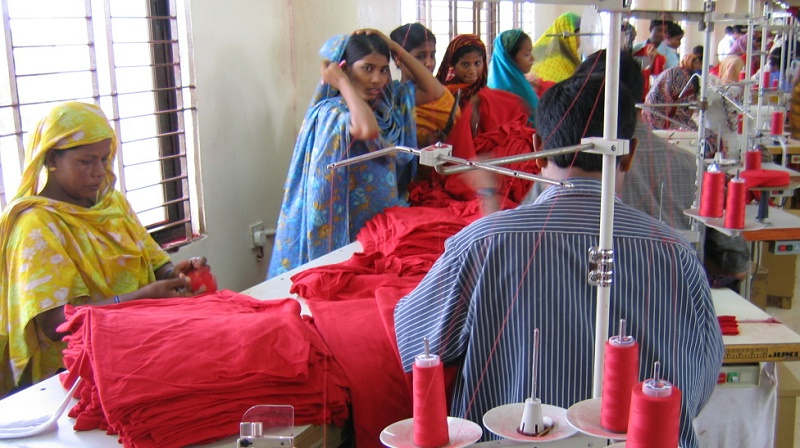 Green finance initiative will target Bangladesh's export-focused clothing industry (Flickr/jankie)