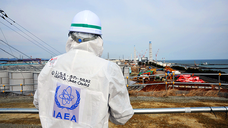 Third IAEA mission to review Japan's plans and work to decommission the damaged Fukushima Daiichi Nuclear Power Station. February 2015, Tokyo, Japan Photo Credit: Susanna Loof / IAEA