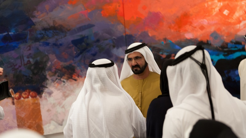 Sheikh Mohammed wants a sustainable economy for future generations (Flickr/Guillaume P. Boppe)
