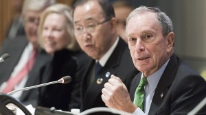 Bloomberg climate risk initiative targets secret polluters