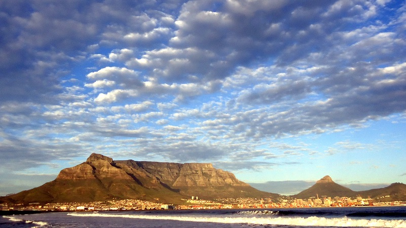 Table Mountain, Cape Town (Pic: Ian Barbour/Flickr)