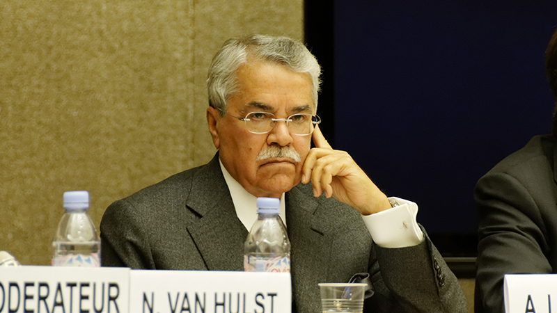 Ali Al-Naimi, Saudi Arabia's Minister of Petroleum & Mineral Resources (Flickr/ UNCTAD)